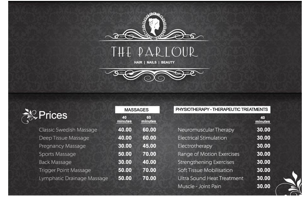The Parlour Hair & Beauty Salon